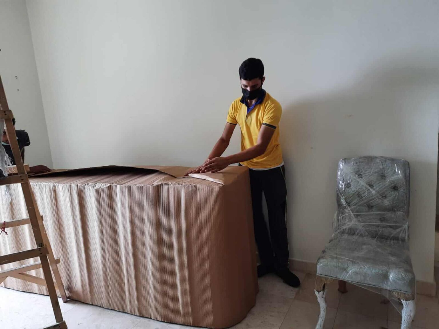Movers and Packers in Abu Dhabi